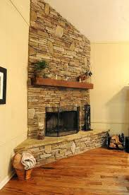fireplace ideas with stone unique log fireplace mantels 6 rustic corner fireplace mantels