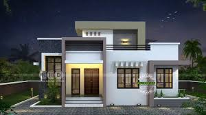 kerala home design home elevation veed modern house