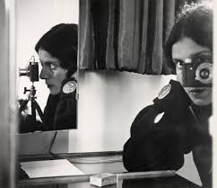 Virginia Bing Images by Ilse Bing Self Portrait In Mirrors Art Blart