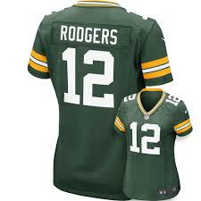 Green Bay Packers Home Decor Nike Green Bay Packers Aaron Rodgers Jersey