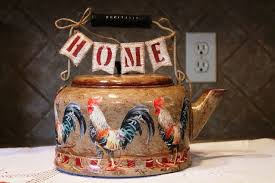 Rooster Home Decor for Kitchen — Jen & Joes Design