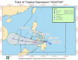 bureau vall agathon agaton threatens caraga more areas signal no 1 abs cbn