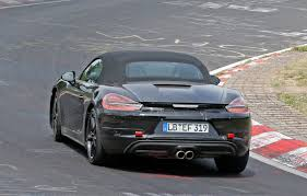 modified porsche boxster vwvortex com porsche confirms four cylinder engine for cayman