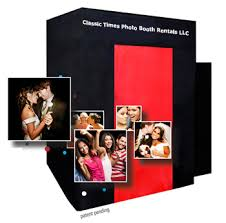 photo booth rentals classic times photo booth rentals llc