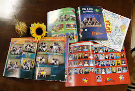 make your own yearbook year books