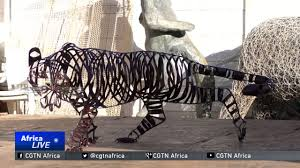 waste no waste zimbabwean artist creates amazing sculptures out