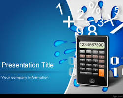 this is a free math powerpoint presentation template for