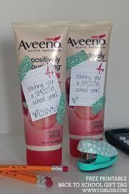 school gifts back to school gift tag printable free printable lotion