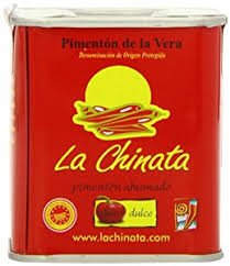 smoky paprika smoked paprika sweet 70g d o p la chinata pimenton the