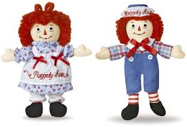 amazon com raggedy ann and andy 8