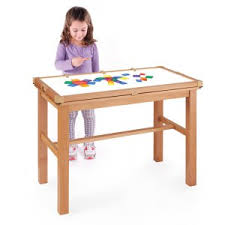 Kidkraft 2 In 1 Activity Table With Board 17576 Activity Tables For 6 To 7 Year Olds Hayneedle