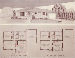 small mid century house plans house and home design