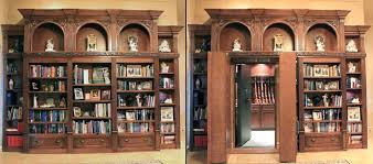 How To Make A Secret Bookcase Door Hidden Door Store Creative Home Engineering Home Facebook