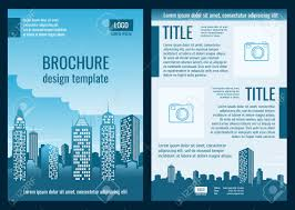 engineering brochure templates free construction company business brochure vector template brochure