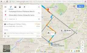free maps and driving directions maps api v3 how show the direction from a point a to