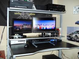 100 computer desk setup ideas makeovers and decoration for