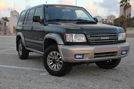 used isuzu trooper is no exception has high quality in terms of