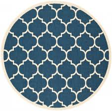 Round Rugs 8 Ft by Tile Pattern Outdoor Rugs Safavieh Com