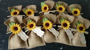 sunflower wedding favors weddings with sunflowers ideas search wedding