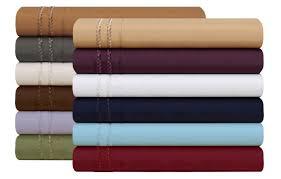 1500 Thread Count Sheets Sheet Sets Elegantcomfortproduct