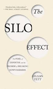 the silo effect book by gillian tett official publisher page