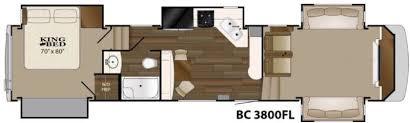 heartland 5th wheel floor plans new 2017 heartland big country 3800 fl fifth wheel at cers inn