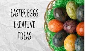 easter eggs creative coloring ideas diy egg decoration youtube