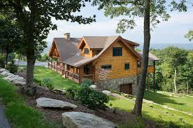 Luxury Log Cabin Floor Plans Log Homes Of America Floor Plans Archives Mywoodhome Com