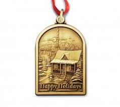 classic brass ornaments personalized solid brass
