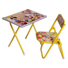 kids fold up table and chairs foldable table chair kids study table chair at glowroad m0ox3l