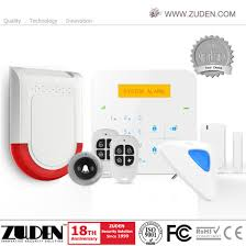 china backup battery wireless gsm home security alarm china home