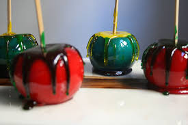 candy apples for halloween halloween candy apples sweet experiment
