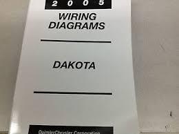 2005 dodge dakota truck electrical wiring diagrams shop repair