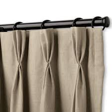 pinch pleat curtains scalisi architects