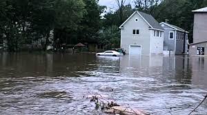 hurricane irene aftermath rockland county ny youtube