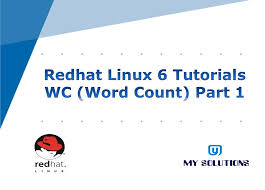 Count No Of Words In Unix Linux Tutorial For Beginners In Wc Word Count Part 1