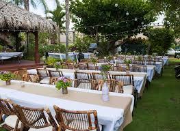 low cost wedding venues wedding venues a memorable wedding with sensational hawaii