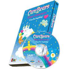 bears winter adventures photo personalized children u0027s dvd