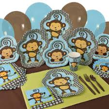 baby shower tableware by babyshowerstuff com