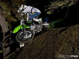 2010 kawasaki klx110 first ride motorcycle usa