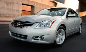 Nissan Altima V6 - 2010 nissan altima sedan u2013 review u2013 car and driver