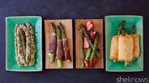 4 asparagus side dishes that ll add a punch to your thanksgiving table
