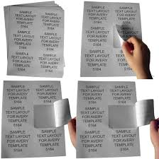 Avery Template 30 Labels Per Sheet Self Adhesive Labels For All Printers Houselabels Com Print