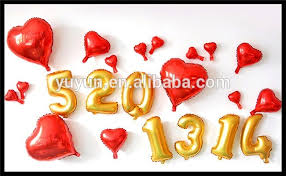 balloon decorations mylar number letter 16 inch gold number letter balloon birthday party decorations helium