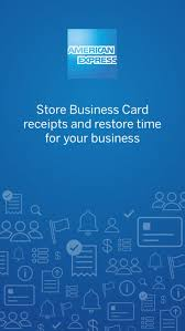 Best App To Store Business Cards American Express Spend Manager On The App Store