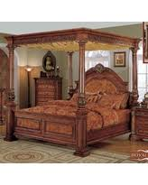 Wood Canopy Bed It S On New Shopping Deals On Wood Canopy Beds