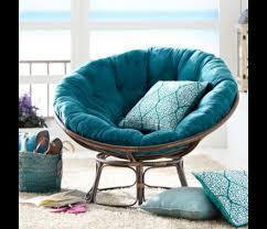 papasan chair cover papasan chair pier 1fuzzy blue she likes the darker blue fuzzy