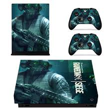 siege xbox one tom clancy s rainbow six siege by design decal on