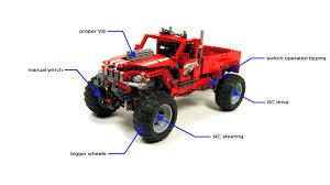 lego 42029 technic camion