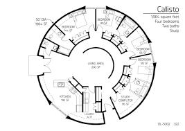 Monolithic Dome Homes Floor Plans Callisto U201d Series Monolithic Dome Institute